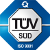 TÜV Certification UNI EN ISO 9001:2015