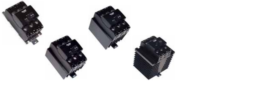 SSR370H SERIES 3 PHASE SOLID STATE RELAY WITH INTEGRATED HEAT SINK